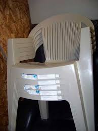 five plastic lawn chairs fro sale 40 o b o new 40 jupiter