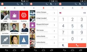 free calling apps for android bolt for android offers free calling without messing up your