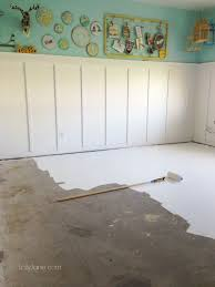 Bedroom Flooring Ideas by The 25 Best Painted Concrete Floors Ideas On Pinterest Painting