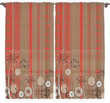 Contemporary Drapes Window Treatments Pictorial Contemporary Curtains Drapes U0026 Valances Ebay