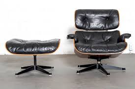 Lounge Chair And Ottoman Eames by Rosewood Eames Lounge Chair By Herman Miller And Vitra At 1stdibs