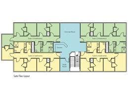 draw house layout hotel privo de3 group archdaily basement floor plan loversiq