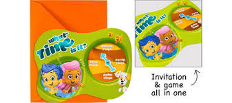bubble guppies party supplies bubble guppies birthday party city