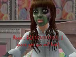Exorcist Halloween Costume Exorcist Sims 2 Style