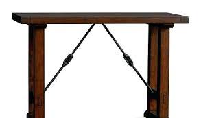 bar height work table bar height desk work corner reception bieder in table ideas bar