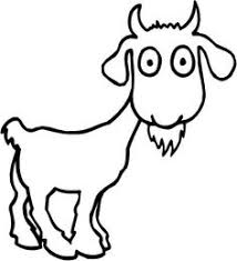free coloring pages goats top 25 free printable goat coloring pages online goats cartoon