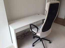 Markus Chair Desk Micke And Chair Markus In Crawley West Sussex Gumtree