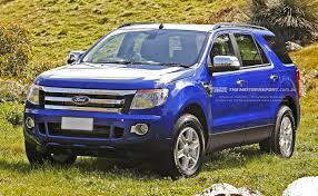 2016 Ford Everest 2015 Ford Everest Reviews
