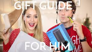 christmas gifts for him 2016 fleur de force youtube