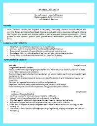 Sample Resume For System Analyst by Credit Analyst Resume Example Resume Samples System Analyst