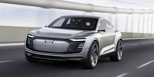 audi e tron sportback electric concept car unveiled at auto shanghai
