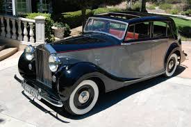 silver rolls royce 1948 rolls royce silver wraith hooper limo sold youtube