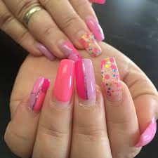 50 wonderful pink nail design ideas perfect for summer