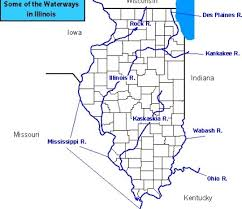 What are the major rivers in illinois quora