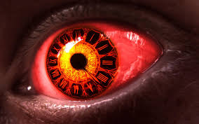 clock eye walldevil