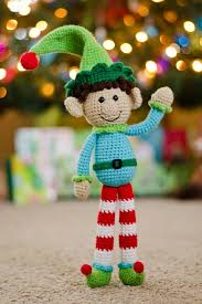 Amigurumi Christmas Ornaments - 563 best christmas gnomes elves faeries images on pinterest