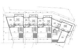 floor plan live work live units in khayelitsha babett frehrking architect
