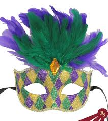 green mardi gras mask fashionable mardi gras mask carnival attire circus costume