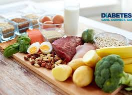what is a balanced diet for diabetes healthy diet