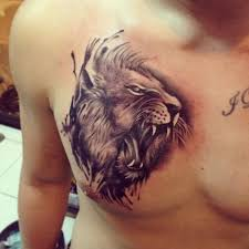 lion tattoos meaning and symbolism