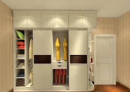 Entrancing  Simple Bedroom Wardrobes Inspiration Of Simple - Wardrobe designs in bedroom