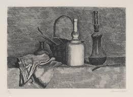 Drapery Art Giorgio Morandi Still Life With Drapery 1927 Trivium Art History
