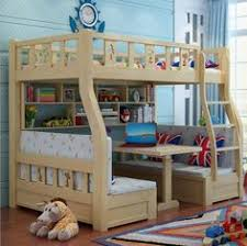 webetop modern children bed living room bunk bed solid wood home