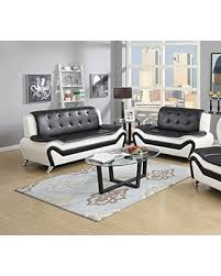 holiday savings us pride furniture 2 piece modern bonded leather