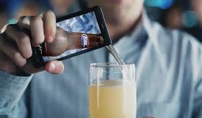 Alcohol In Bud Light Droidx Pours Beer In New Bud Light Commercial Yes Beer Droid Life