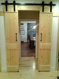 Closet Barn Doors Metal Sliding Closet Doors Barn Door Style Interior Sliding Doors