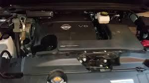 nissan pathfinder hitch size 2013 2016 nissan pathfinder vq35de 3 5l v6 engine idling after oil