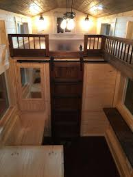 tiny house town luxury tiny house in bend 280 sq ft