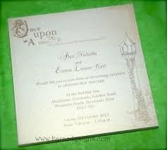 wedding invitations kildare flat wedding invites