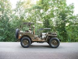 bantam jeep for sale rm sotheby u0027s 1951 willys m38 jeep hershey 2016