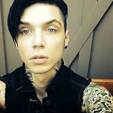 andy biersack with blonde hair andy biersack tumblr image 2142114 by maria d on favim com