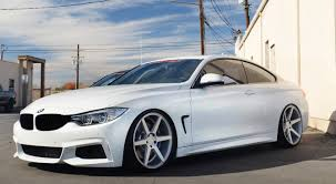 bmw staggered wheels and tires stance sc6 20 inch staggered on bmw 435i w specs wheels