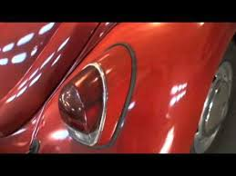 classic vw beetle bug how to spot cheap paint jobs online youtube