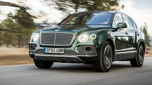 suv bentley bentley gives the world its first ultra luxury suv wired