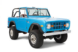 bronco car 2016 early model ford bronco builds classic ford broncos