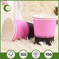 cute cup designs single wall paper coffee carton cups paper mini cute design cups