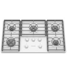 Sealed Burner Gas Cooktop Simple Kitchen With Stainless Steel 5 Burner Gas Kitchen Aid Stove