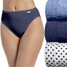 Vanity Fair Hi Cut Panties Elance 3 Pk Queen French Cut Panties 1485 Women U0027s