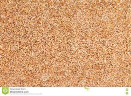 background texture of fine ground brown bulgur stock photo image