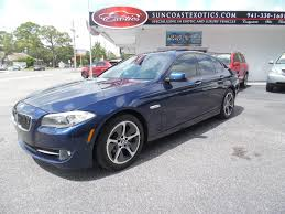 bmw lexus v8 for sale 090739c 2013 bmw 5 series suncoast exotics used cars for