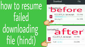 File Resume Download How To Resume Downloading File After Expire Link In Uc Browser