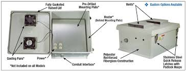 nema 4x enclosure fan weatherproof nema rated enclosures