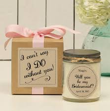 will you be my flower girl gift diy wedding gift ideas will you be my bridesmaid
