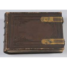 antique photo album 62 best photo albums images on era