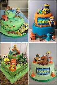 best 20 bob the builder cake ideas on pinterest construction