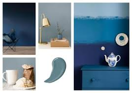 dulux colour of the year 2017 denim drift the year colour and
